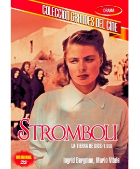 Stromboli, la Tierra de Dios