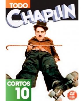 Todo Chaplin - Los Cortos disco 10