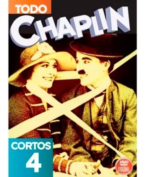Todo Chaplin- Los cortos disco 4