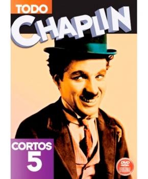 Todo Chaplin- Los cortos...