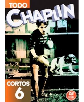Todo Chaplin- Los cortos disco 6