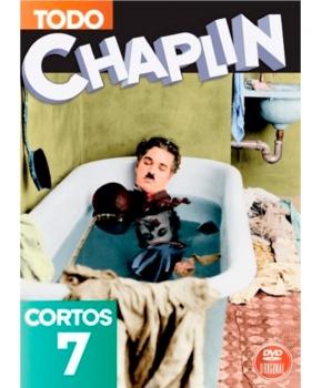 Todo Chaplin- Los cortos disco 7