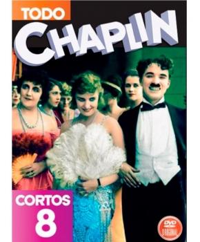 Todo Chaplin- Los cortos disco 8