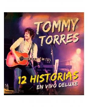 Tommy  Torres - 12 historias en vivo