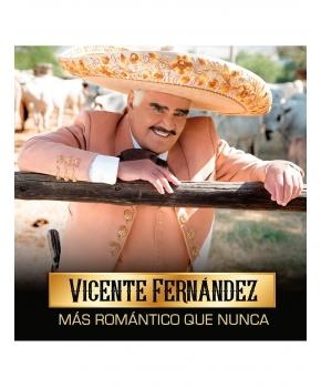 Vicente Fernández - Más...