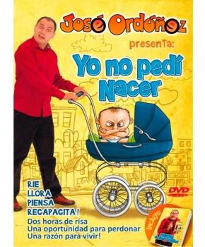 Yo no pedí nacer - José Ordoñez