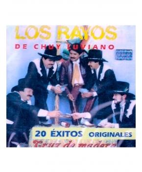Los Rayos de Chuy Luviano - 20 Éxitos Originales
