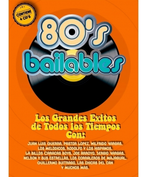 80's bailables