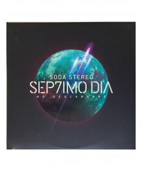 Soda Stereo - Sep7imo Dia, No Descansaré