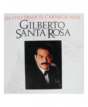 Gilberto Santa Rosa - En Vivo Desde El Carnegie Hall