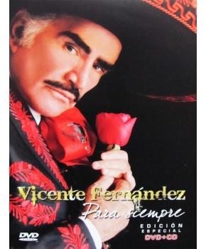 Vicente Fernández - Para Siempre (Edición Especial)