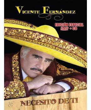Vicente Fernández - Necesito De Ti (Edición Especial)