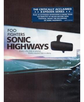 Foo Fighters - Sonic Highways (DVD)