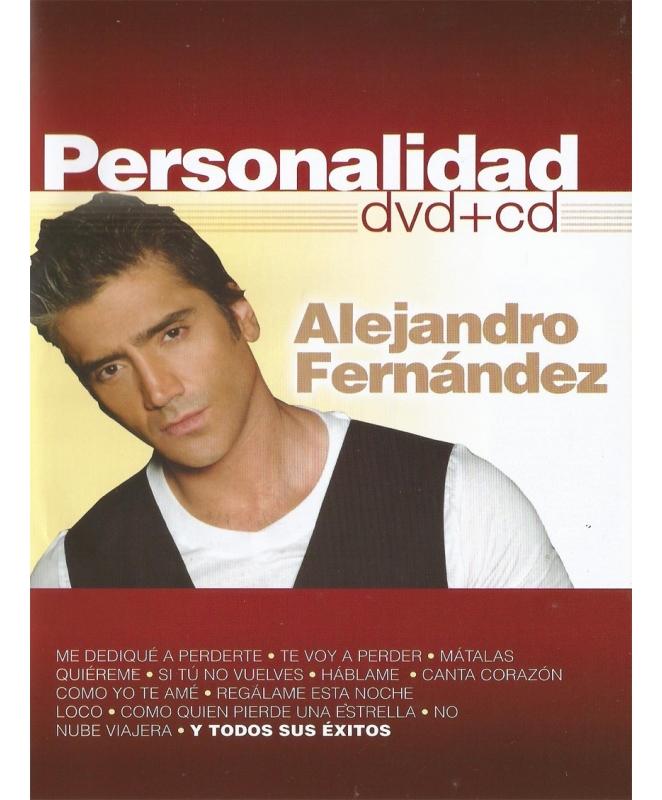 Alejandro Fernández - Colección Personalidad
