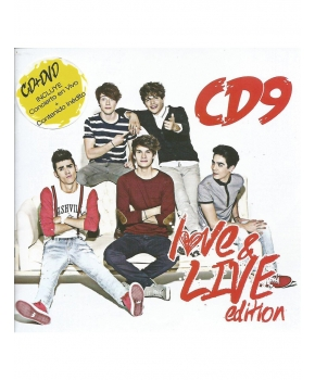CD9 - CD9 (Love & Live Edition)