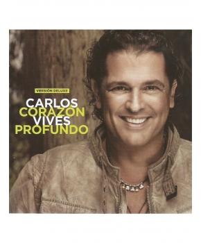 Carlos Vives - Corazon Profundo (Versión Deluxe)