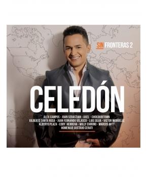 Jorge Celedón - Celedón Sin Fronteras Vol. 2