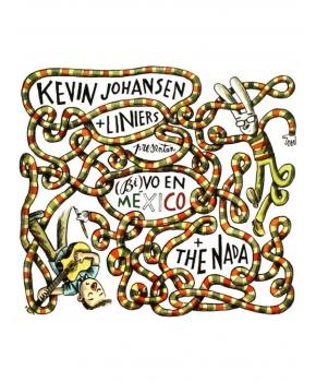 Kevin Johansen + Liniers - Presentan (Vi)Bo En México + The Nada