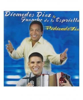 Diomedes Diaz - Pidiendo Vía