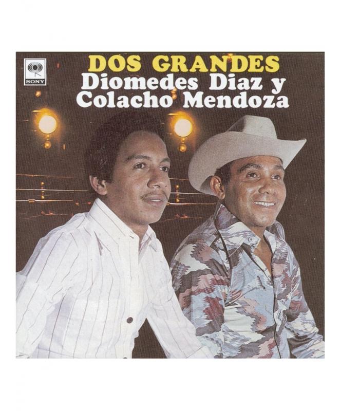 Diomedes Diaz y Colacho Mendoza - Dos Grandes