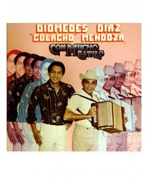 Diomedes Diaz y Colacho Mendoza - Con Mucho Estilo