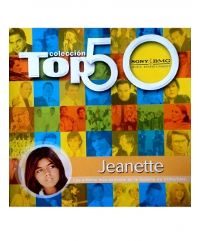 Jeanette - Colección Top 50, Grandes Éxitos