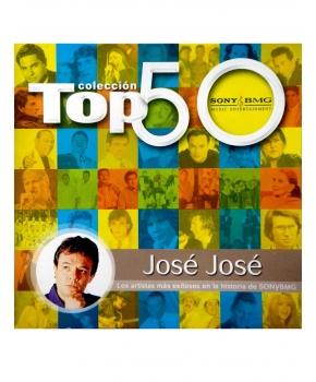 José José - Colección Top 50, Grandes Éxitos