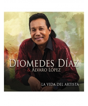 Diomedes Diaz y Álvaro López - La Vida Del Artista