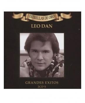 Leo Dan – Colección Estrellas De Oro Leo Dan, Grandes Éxitos