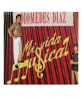 Diomedes Diaz y Juancho Rois - Mi Vida Musical