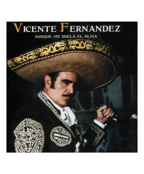 Vicente Fernández - Aunque...