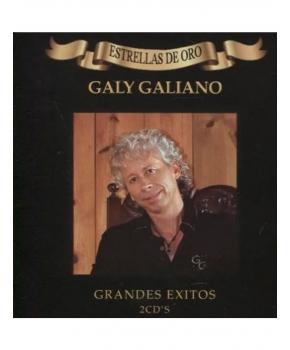 Galy Galeano – Colección Estrellas De Oro, Grandes Éxitos