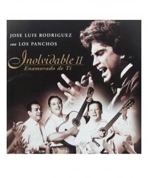José Luis Rodríguez con Los Panchos - Inolvidable II, Enamorado De Ti