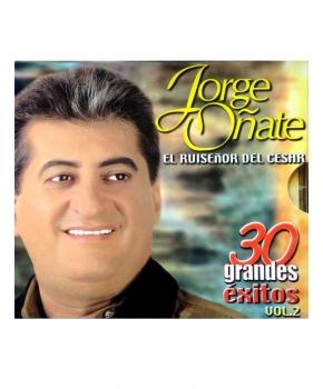 Jorge Oñate - 30 Grandes Éxitos Vol.2