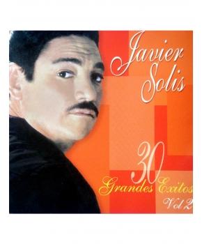 Javier Solís - 30 Grandes Éxitos Vol.2