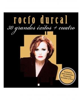 Rocío Dúrcal - Colección 30 Grandes Éxitos + Cuatro