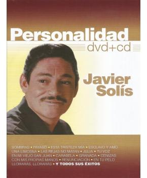 Javier Solís - Colección Personalidad, Grandes Éxitos
