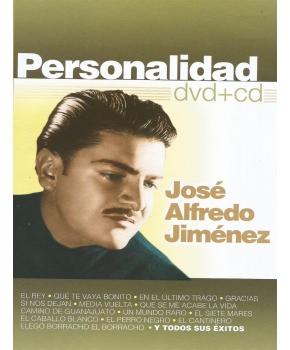 José Alfredo Jiménez - Colección Personalidad, Grandes Éxitos
