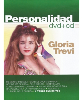 Gloria Trevi - Colección Personalidad, Grandes Éxitos