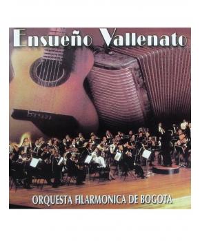 Orquesta Filarmónica De Bogotá - Ensueño Vallenato