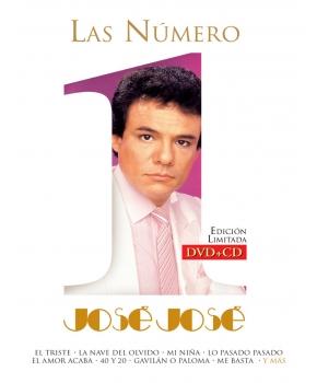 José José – Colección Las Numero Uno, Grandes Éxitos