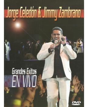Jorge Celedón y Jimmy Zambrano - Grandes Éxitos En Vivo