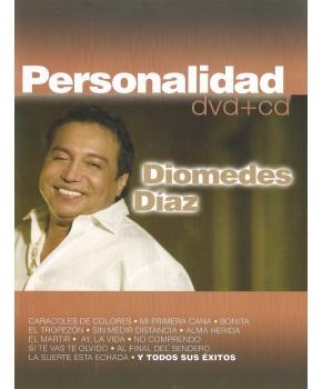 Diomedes Diaz - Colección Personalidad, Grandes Éxitos