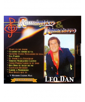 Leo Dan - Leo Dan Romántico Y Ranchero