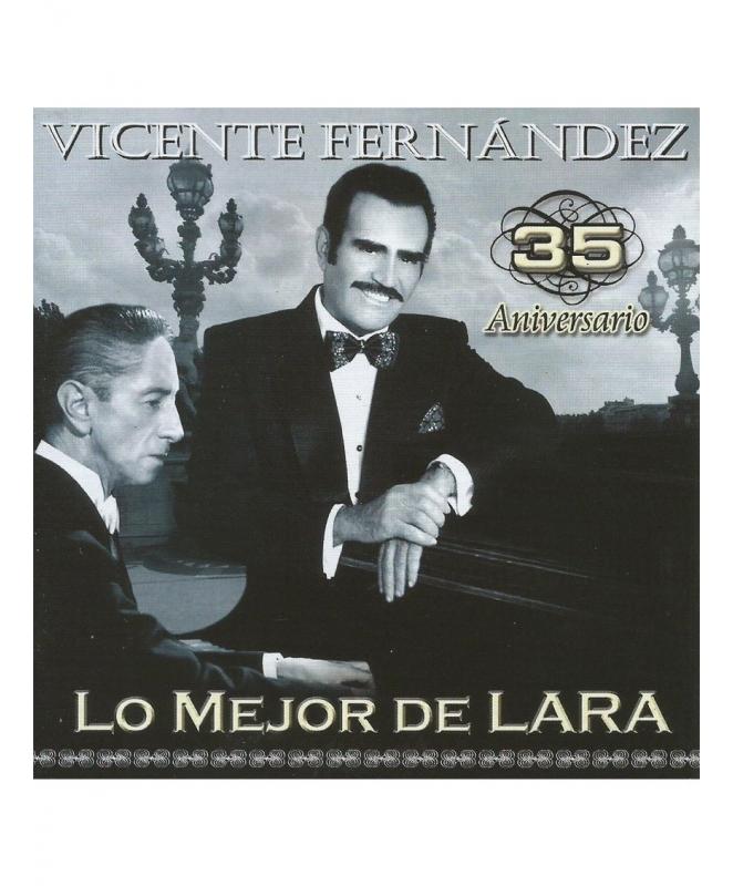Vicente Fernández - 35 Aniversario Lo Mejor