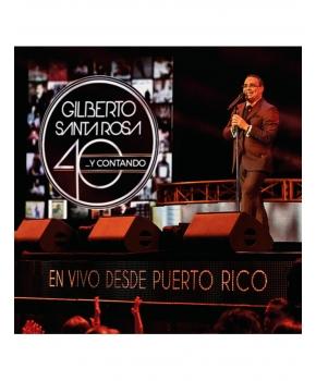 Gilberto Santa Rosa - 40... y Contando