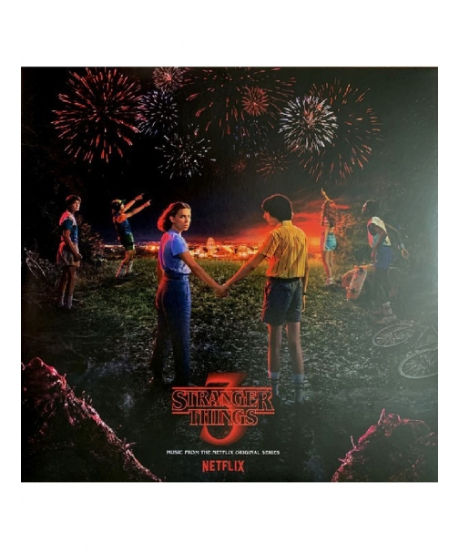Stranger Things 3: Music From The Netflix Original