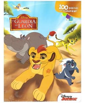 La Guardia Del Leon 100 Páginas Para Colorear