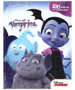 Vampirina - 100 Páginas para Colorear