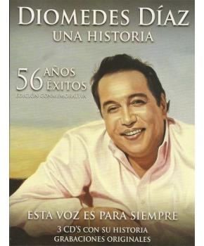 Diomedes Diaz - 56 Años, 56...
